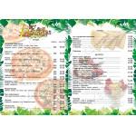 Dzhyngli menu